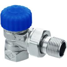 """Heimeier kisellenállású termosztatikus szelep DN15(1/2"""") sarok"""