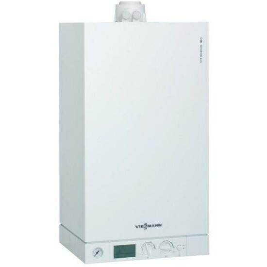 Viessmann Vitodens 100 35 kW KOMBI kondenzációs fali gázkazán