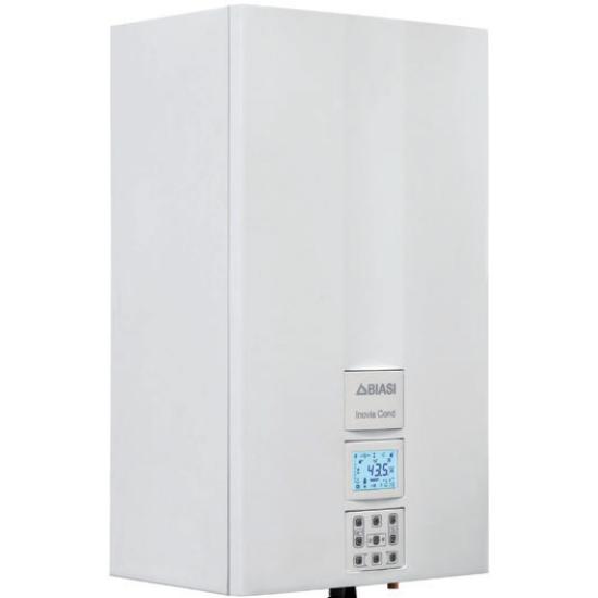 Biasi Inovia Cond 25 S Fali kondenzációs kombi gázkazán