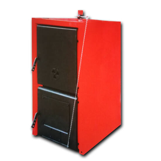 Kaloritherm SB-25 HC Vegyestüzelésű lemezkazán 25 kW