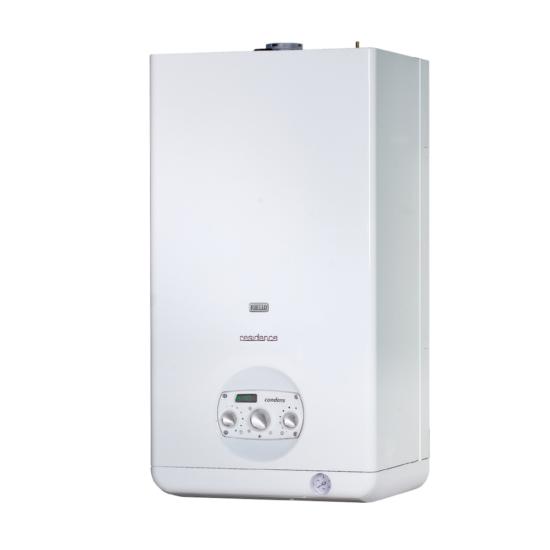 Riello Residence Condens 35 KIS 35 kW Kombi kondenzációs fali gázkazán