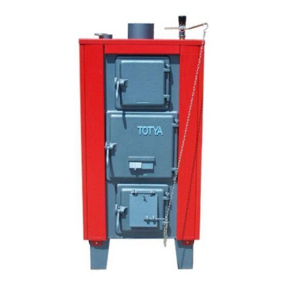Totya VR 28 Lemez vízrostélyos vegyestüzelésű kazán 28 kW