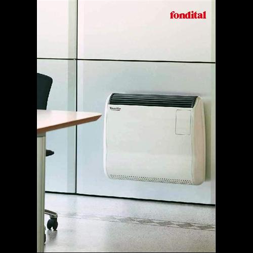 Fondital konvektor Standard ikercső 1m (félkör alakú)