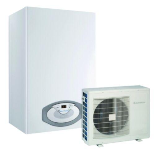 Ariston Genus Premium EVO Hybrid 30/6 EU beépített tárolós kondenzációs fali gázkazán hőszivattyúval