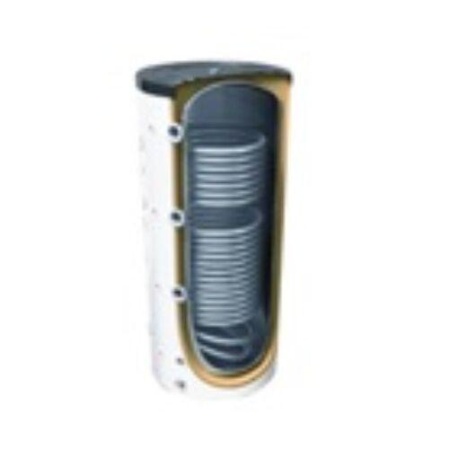 Bosch AT 400 / 3 bar DUO Fűtési puffertároló 2 hőcserélővel